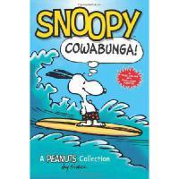 【预订】Snoopy: Cowabunga!