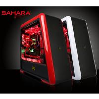 英特尔I7-6700K/GTX980ti-6G独显/至尊水冷/沙哈拉D6/高端定制DIY主机