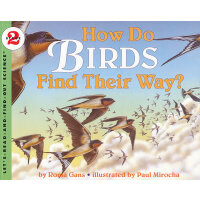 How Do Birds Find Their Way? (Let's Read and Find Out) 自然科学