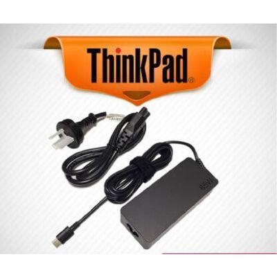 原装 联想 Thinkpad 2017款X1 S2 T470 65W  Type-C USB-C笔记本电脑 电源适配器 4X20M26281支持礼品卡