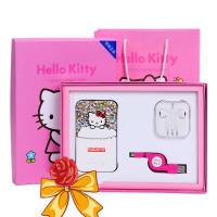 【清仓 支持礼品卡】新萌款哆啦A梦Kitty猫 充电宝套装礼盒