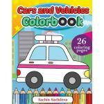 预订 Cars and Vehicles Colorbook: Coloring Book for Kids, Tod
