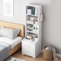 【爆款】书架简约现代落地家用简易置物架省空间经济型客厅小型创意书柜