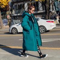 冬季孕妇大肚子棉衣大码厚孕妇装秋冬款孕后期时尚款冬装外套
