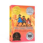 【发顺丰】英文原版 疯狂的夏天 One Crazy Summer 纽伯瑞银奖小说 儿童文学小说 课外读物 亲情 家庭