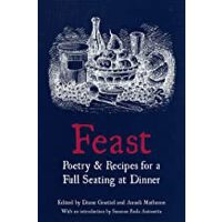 预订 Feast: Poetry and Recipes for a Full Seating at Dinner [
