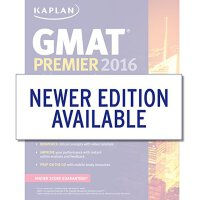 Kaplan GMAT Premier 2016 with 6 Practice Tests 卡普兰GMAT考试练习册