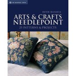 【预订】Arts & Crafts Needlepoint: 25 Patterns & Projects