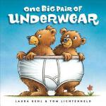 【预订】One Big Pair of Underwear