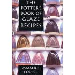 【预订】The Potter's Book of Glaze Recipes