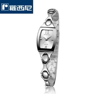 【官方直营】罗西尼女士手表时尚进口石英机芯不锈钢带女表1260
