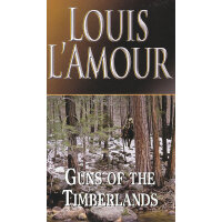 GUNS OF THE TIMBERLANDS(ISBN=9780553247657)