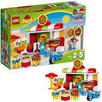 [当当自营]LEGO 乐高 Duplo得宝系列 比萨店 积木拼插儿童益智玩具10834