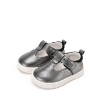 【119元任选2双】思加图童鞋女童休闲鞋宝宝鞋婴幼童男婴童