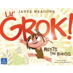 预订 Lil' Grok Meets the Korgs [ISBN:9781939563156]