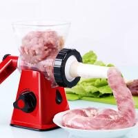 家用绞肉机多功能手动灌肠机搅拌机捣蒜泥器搅馅碎肉厨房用品