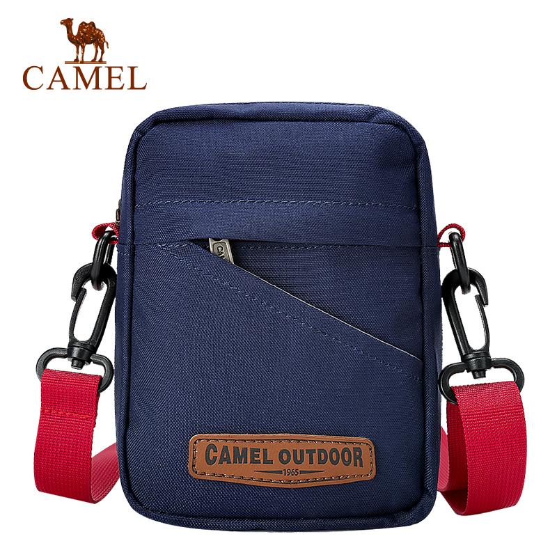 camel骆驼户外挎包 1L男女通用斜挎包单肩包野营旅游休闲