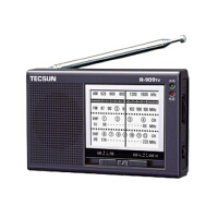 德生 R-909TV 全波段便携指针式老人收音机半导体