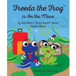 预订 Freeda the Frog Is on the Move [ISBN:9781684018109]