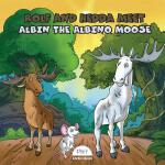 预订 Rolf and Hedda meet Albin the Albino Moose [ISBN:9781543