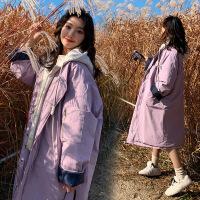 孕妇秋冬装羊羔毛加厚棉衣外套2019新款韩版宽松棉袄孕后期冬装