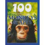 【预订】100 Things You Should Know about Monkeys & Apes