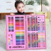 儿童画笔套装礼盒美术用品绘画水彩笔画画套装儿童创意生日礼物