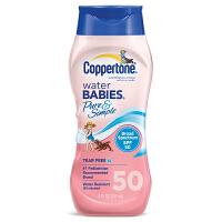 Coppertone 确美同 (水宝宝)无泪纯净防晒乳防晒霜 SPF30+ PA+++ 237ml(防晒 隔离 安全