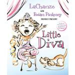 预订 Little Diva: Includes a CD with Original Song and Readin