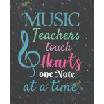 预订 Music teachers touch hearts one note at a time: Music Te