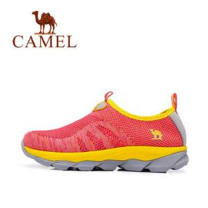 CAMEL/骆驼户外网鞋 轻盈透气耐磨减震户外徒步鞋女款