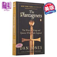 金雀花王朝英文原版The Plantagenets:The Warrior Kings and Queens Who M