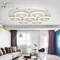 LED吸顶灯大客厅灯现代简约圆形主卧室灯餐厅灯后现代书房灯x382