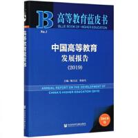 高等教育蓝皮书 中国高等教育发展报告(2019) 陈万灵 郑春生 9787520158824