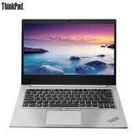 联想ThinkPad 翼480(4SCD)14英寸轻薄笔记本电脑(i5-8250U 8G 1TB FHD)冰原银