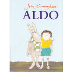 Aldo 奥尔多(平装) ISBN 9780099185017