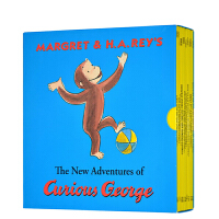 Curious George Classic Adventures #2 (11 books) 好奇猴乔治-原书典藏版