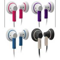 飞利浦 SHE3000系列彩色耳塞式耳机 MP3耳机 5色可选