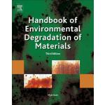 预订 Handbook of Environmental Degradation of Materials [ISBN