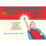 【预订】Active Imagination Activity Book: 50 Sensorimotor Activ