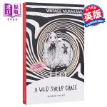 寻羊冒险记 英文原版 A Wild Sheep Chase 村上春树 Vintage Classics