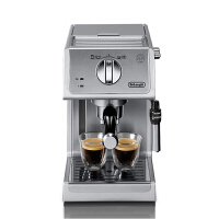 Delonghi/德龙 ECP36.31泵压意式家用咖啡机半自动不锈钢