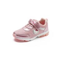 【秒杀价:79元】迪士尼童鞋女童户外运动鞋凯蒂猫中小童