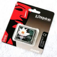 金士顿 CF 4G 4GB 存储卡