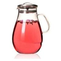 红兔子耐高温玻璃水杯 玻璃杯 透明小茶杯 办公杯 双层玻璃杯 马克杯 咖啡杯 创意啤酒杯