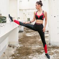 暴走的萝莉提臀健身裤女弹力紧身跑步训练运动裤速干透气瑜伽裤子