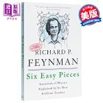 费曼讲物理:入门(第4版) 英文原版 six easy pieces 理查费曼 Richard P. Feynman等