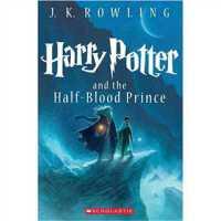 哈利波特与混血王子 英文原版HarryPotterandtheHalf-BloodPrince