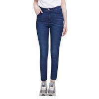 【网易严选3件3折】女式都市轻生活弹力牛仔裤