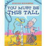 预订 You Must Be This Tall [ISBN:9781481429818]